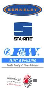 Berkley, Sta-Rite, F&W